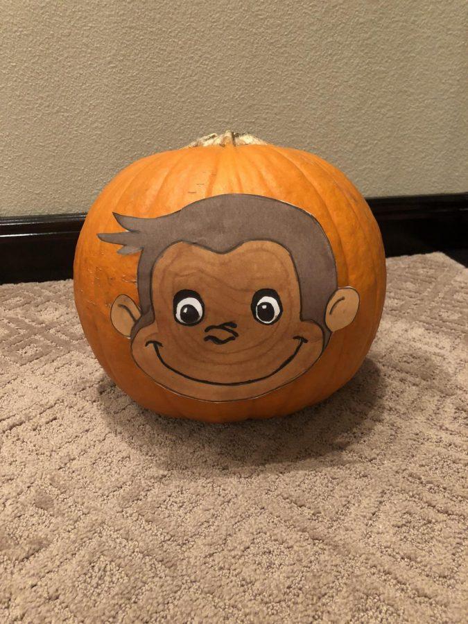 Crafty Corner: no mess Pumpkin Decorating