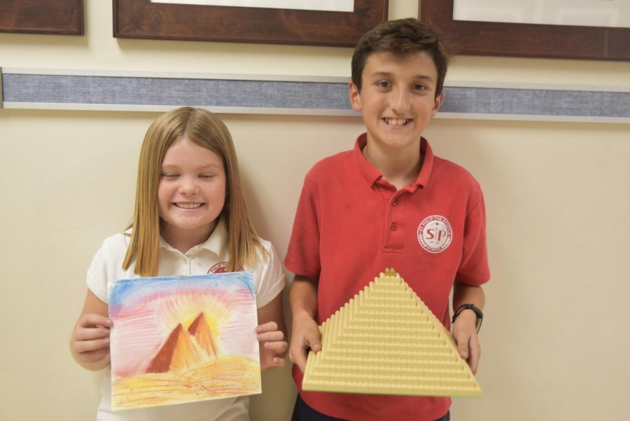 6th Grade Egyptian Project!