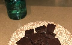 Three Ingredient Homemade Fudge!