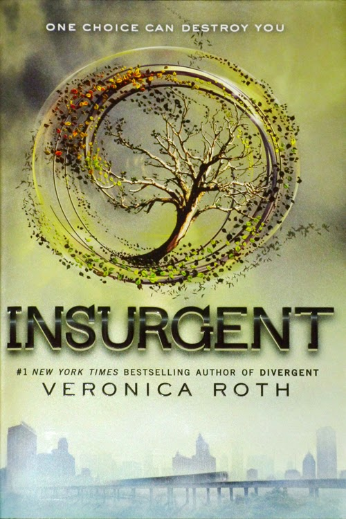 Insurgent - The Second Book of the Divergent Series