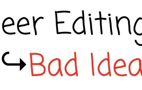Why Peer Editing is Ineffective