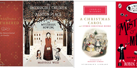 4 Christmas Books to Read This Season
