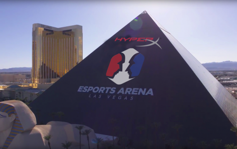 The HyperX eSports Arena at Luxor