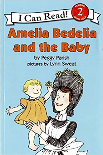 Book Review: Amelia Bedelia and the Baby!