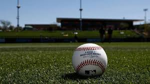 MLB Spring Training Starting