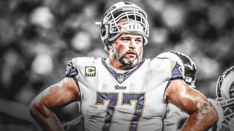 Andrew Whitworth returns to the Rams