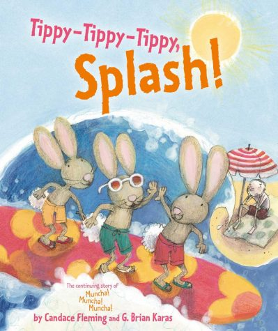 K-2 Readers Corner: Tippy-Tippy-Tippy, Splash!