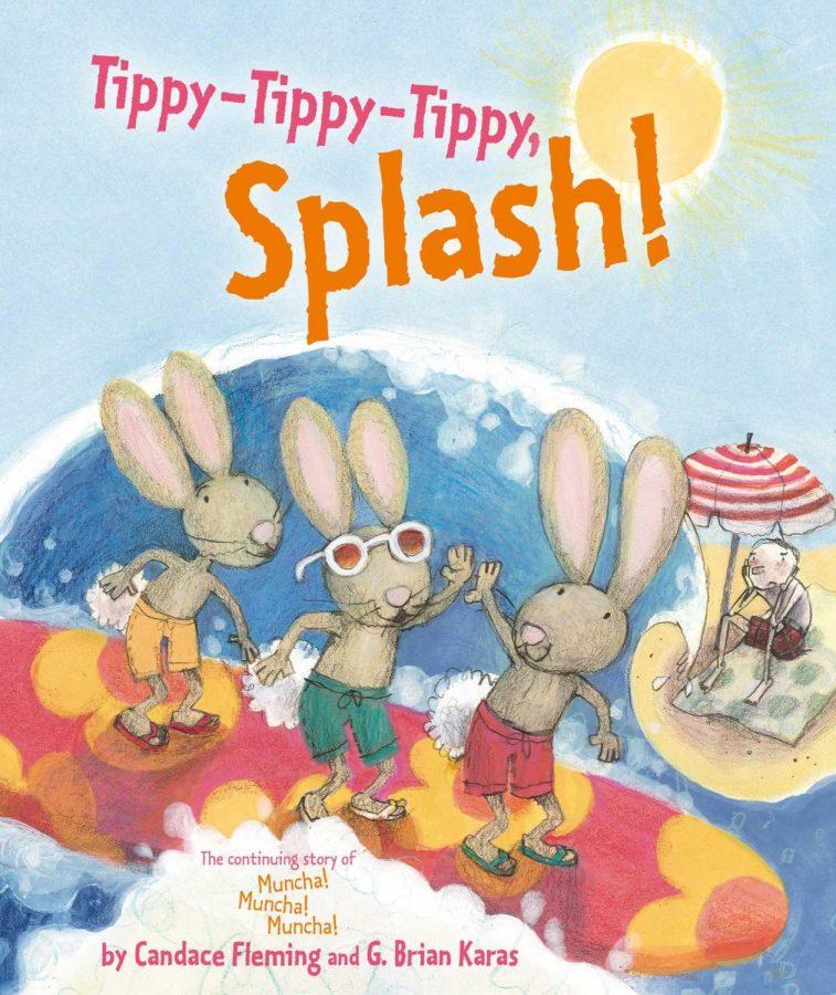 K-2 Readers Corner: Tippy-Tippy-Tippy, Splash!