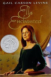 Readers Corner 3-5: Ella Enchanted