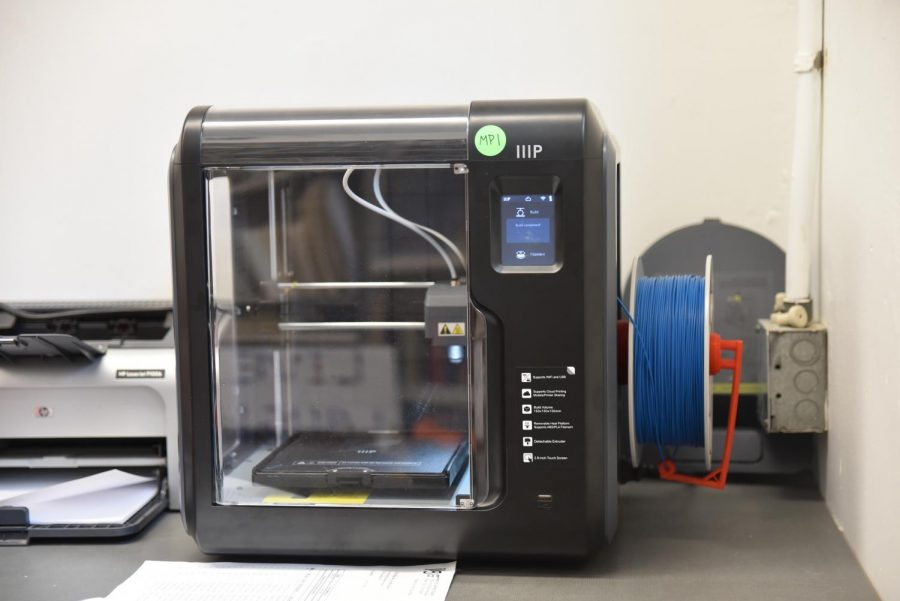 St. Philip Gets New 3D Printers
