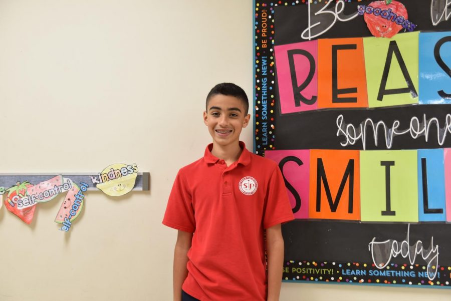 Peacebuilder of The Week: Anthony Ramirez