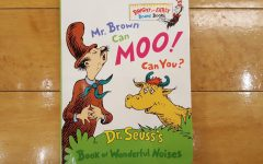 Book Review- Mr, Brown Can Moo! Can You?