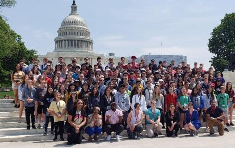 What 8th Grade Learned and Saw in Washington D.C