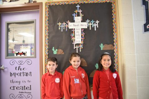 What the kindergartners think about mass