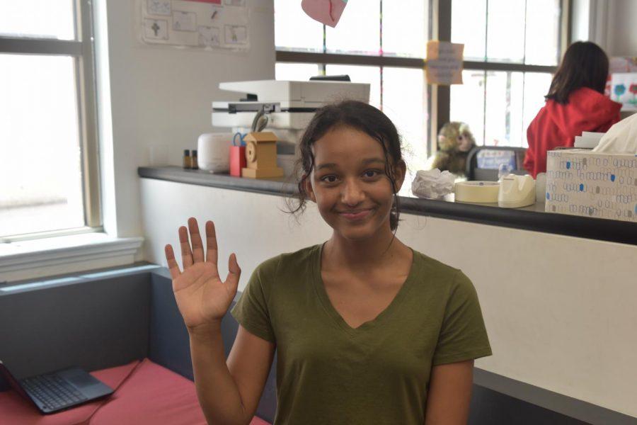Madison Chase: 8th Grade Goodbye