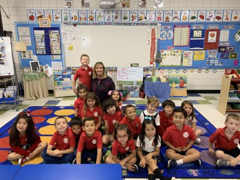 Teacher of the Month: Mrs. Morales