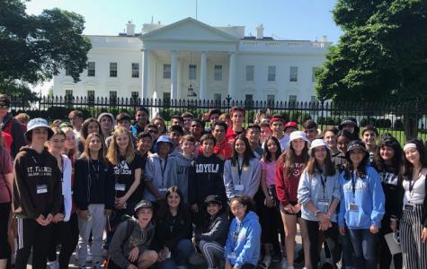 8th Grades 2019 DC Trip