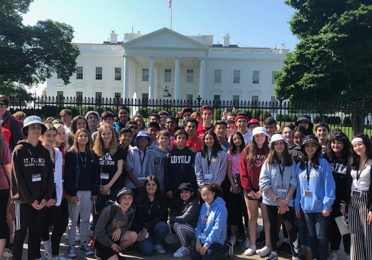 8th+Grades+2019+DC+Trip