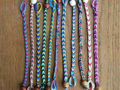 Easy Bead Bracelets