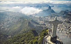 Out and About: Brazil!